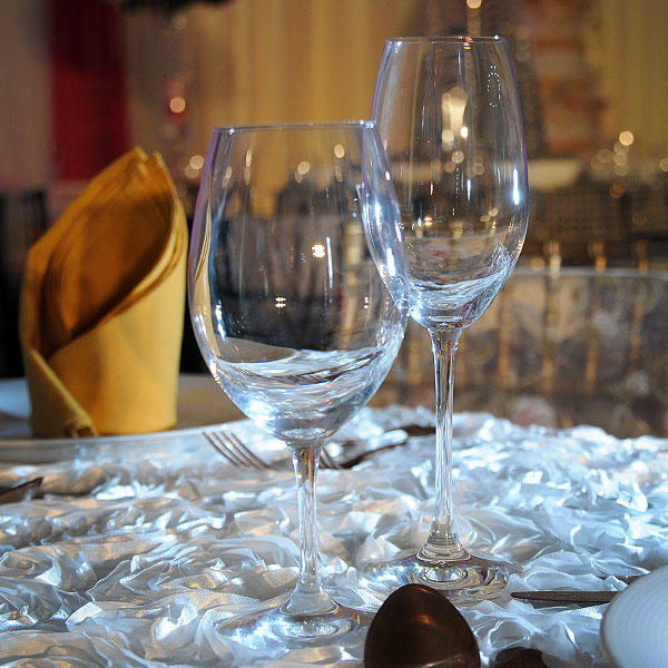 Riedel Glass Hire Manchester