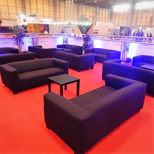 Settee & Armchair Hire Nottingham