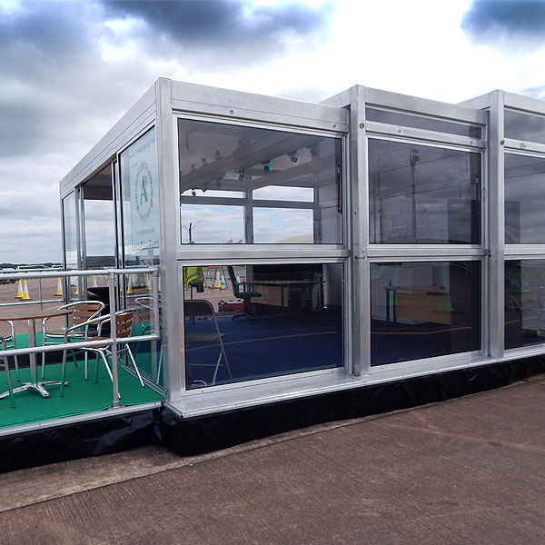 Temporary Structures Hire Manchester