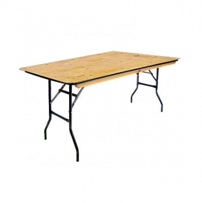 4ft Trestle Table Hire