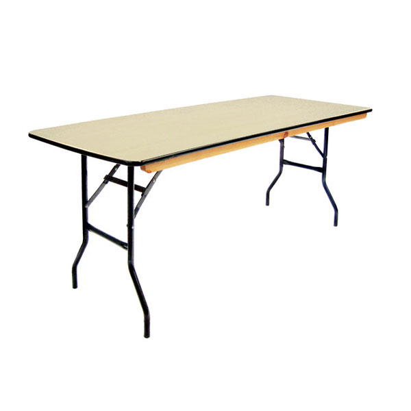 6ft Melamine Table Hire