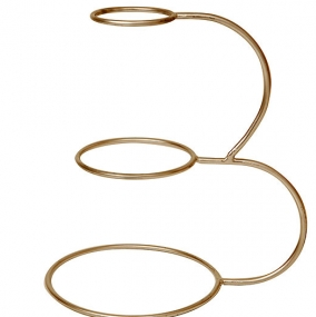 Double C Cake Stand