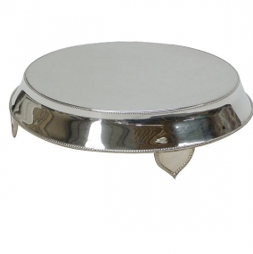 Round EPNS Cake Stand