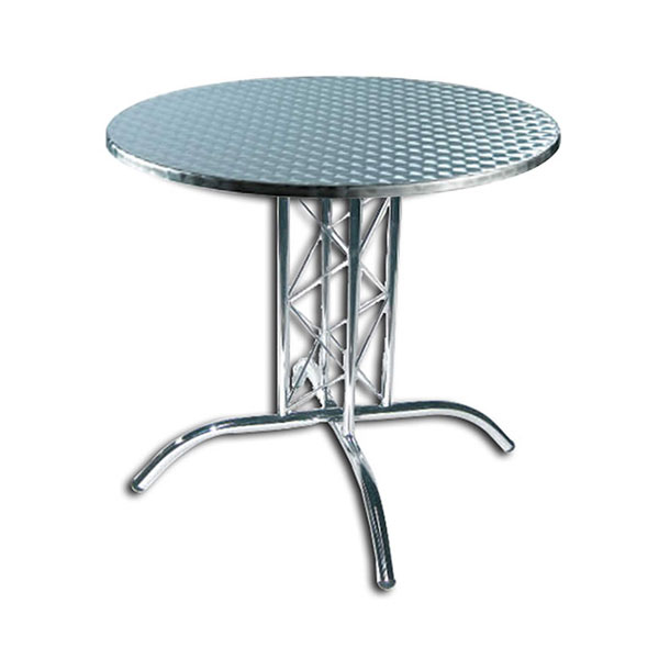 Aluminium Lattice Table
