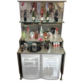 Cocktail Back Bar Unit
