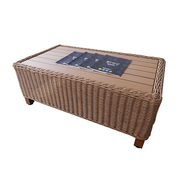 Ascot Outdoor Rattan Coffee Table