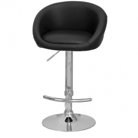 Alpha Stool Black