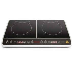 Double Induction Hob