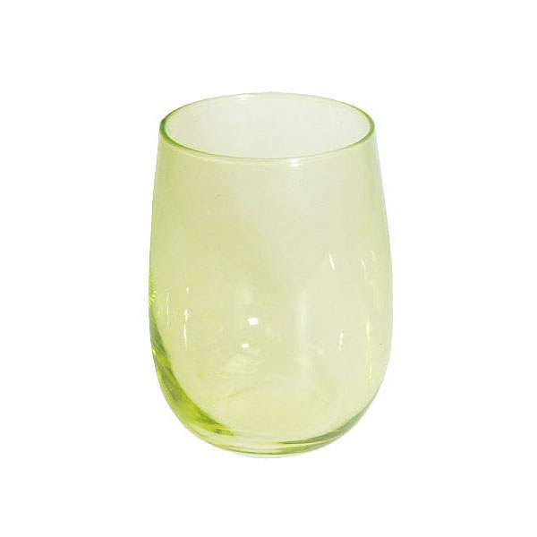 Luna Green Water Glass 17oz