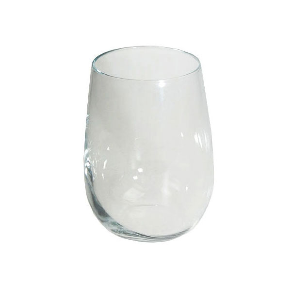Luna Clear Water Glass 17oz