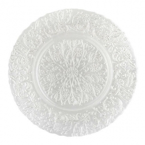 Patterned Glass Plate