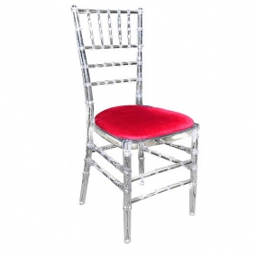 Ghost Chiavari Chair Hire