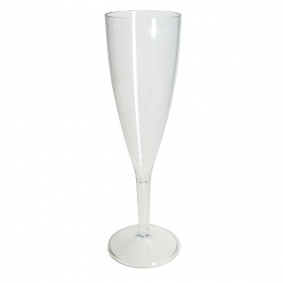 Reusable Champagne Flute (Pack of 100)