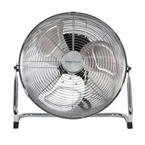 Chrome High Velocity Fan