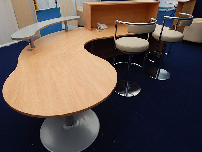Furniture Hire For Office Receptions