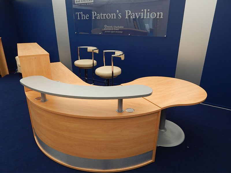 Reception Furniture Hire For Events