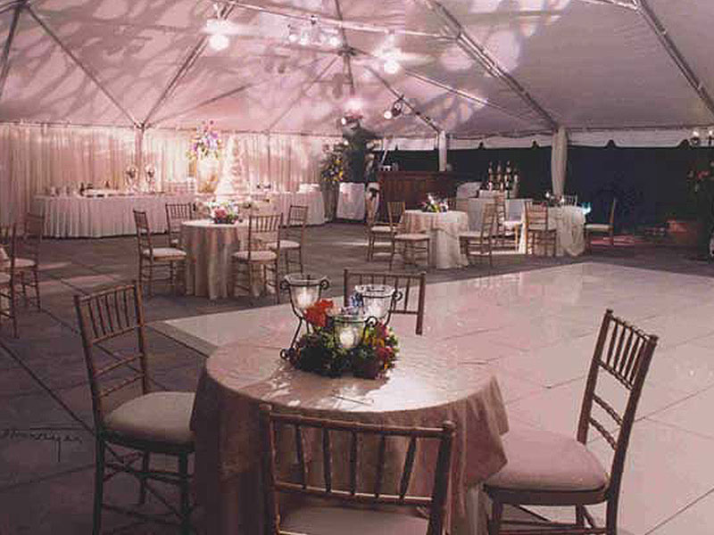 Wedding Disco Floor Rental