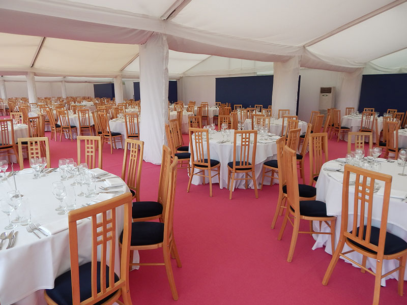 Wooden Banqueting Chair Hire