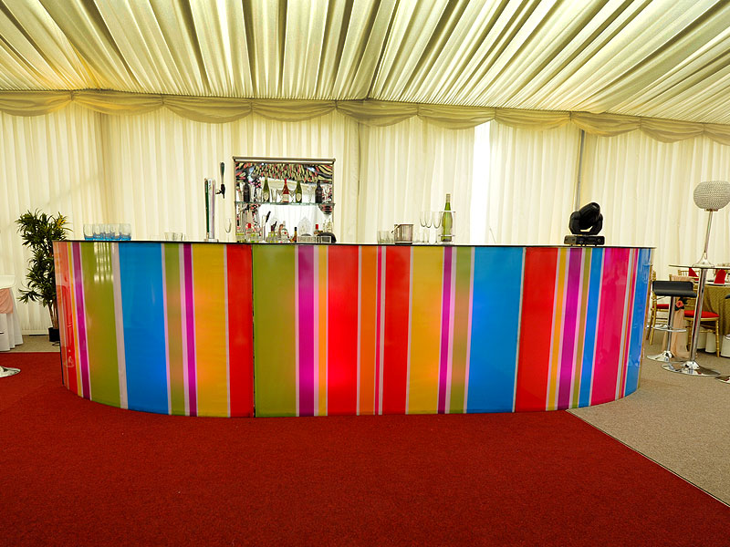 Bespoke Event Bar Hire