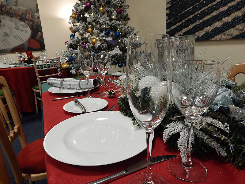 Christmas Furniture Hire