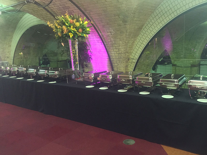 Event Catering Equipment Rental