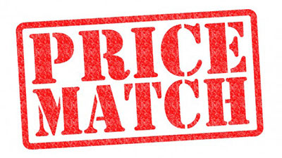 Price Match Commitment from Event Hire UK