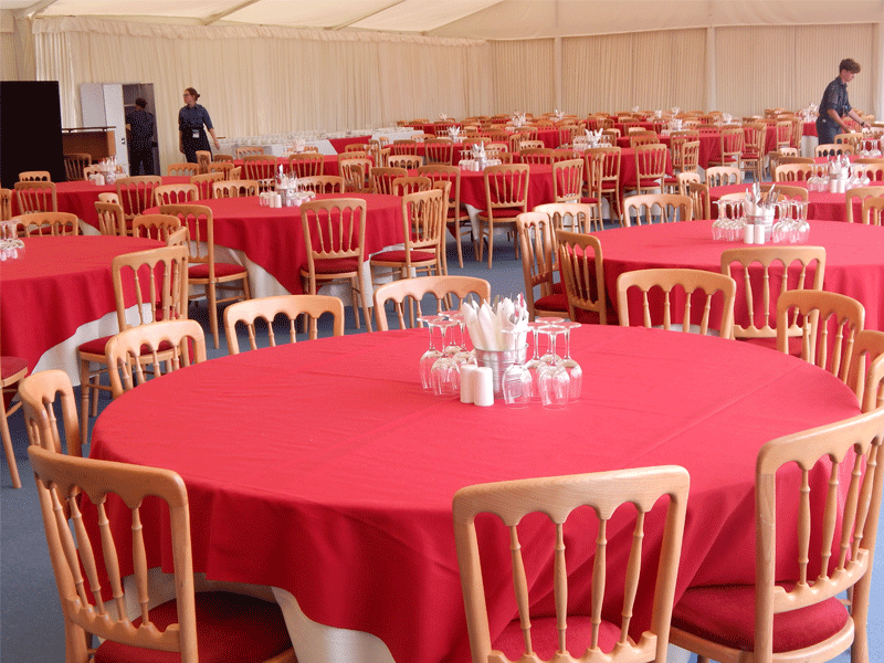 Temporary Event Chair Hire UK
