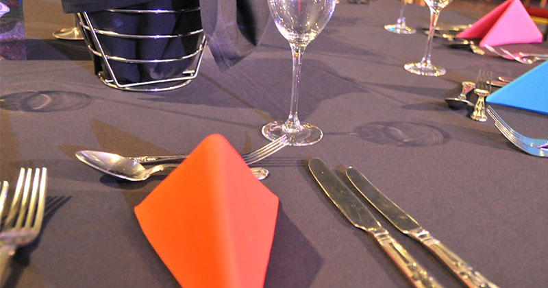 Cutlery Hire from Event Hire UK