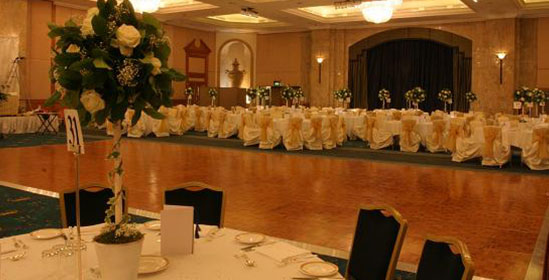 Hire Dance Floors For Weddings from Event Hire UK