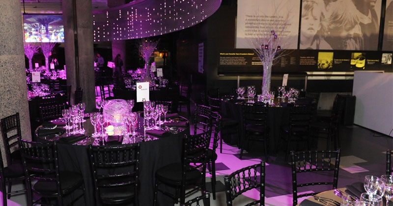 Hire Furniture For Corporate Events from Event Hire UK