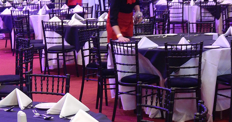 Rent Black Chiavari Chairs from Event Hire UK