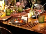 Copper Cutlery Hire London