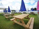 Event Picnic Bench Rental