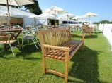 Rent Garden Benches for Events
