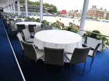 Rio Chair Hire & Banqueting Tables