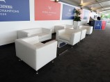 Leather Lounge Furniture Hire