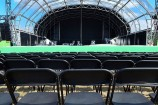 Outdoor Event Seating Hire