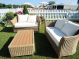 Outside Rattan Furniture Rental
