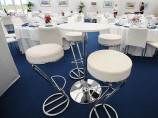 Poseur Tables & Stools Hire