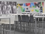 Multi Coloured Event Furniture Hire