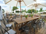 Temporary Cafe Furniture Hire