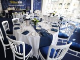White Napoelon Chair Hire