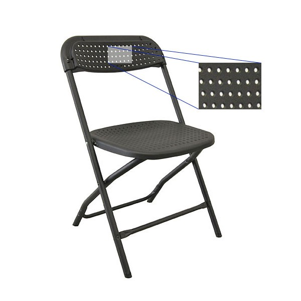 Deluxe Folding Chair Hire