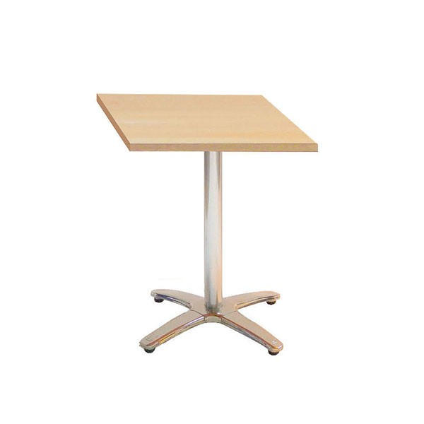 Natural Square Table Hire