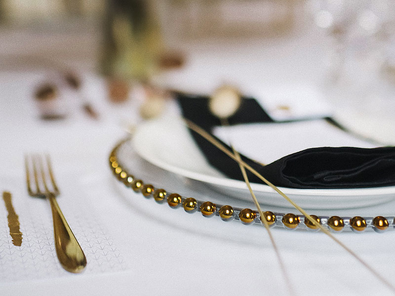 Wedding Tableware Hire