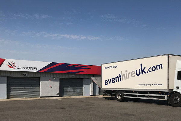 Event Hire at Silverstone Circuit