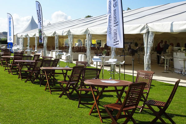 Tips for the perfect outdoor event