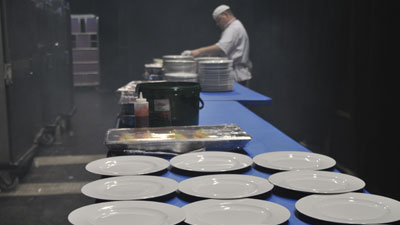 London catering equipment hire