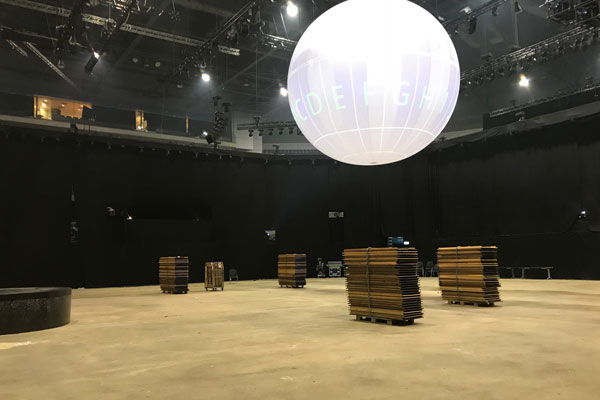 Event Hire at ACC Liverpool