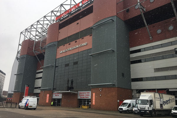Event Hire at Old Trafford Manchester